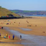 Whitby Beach 3