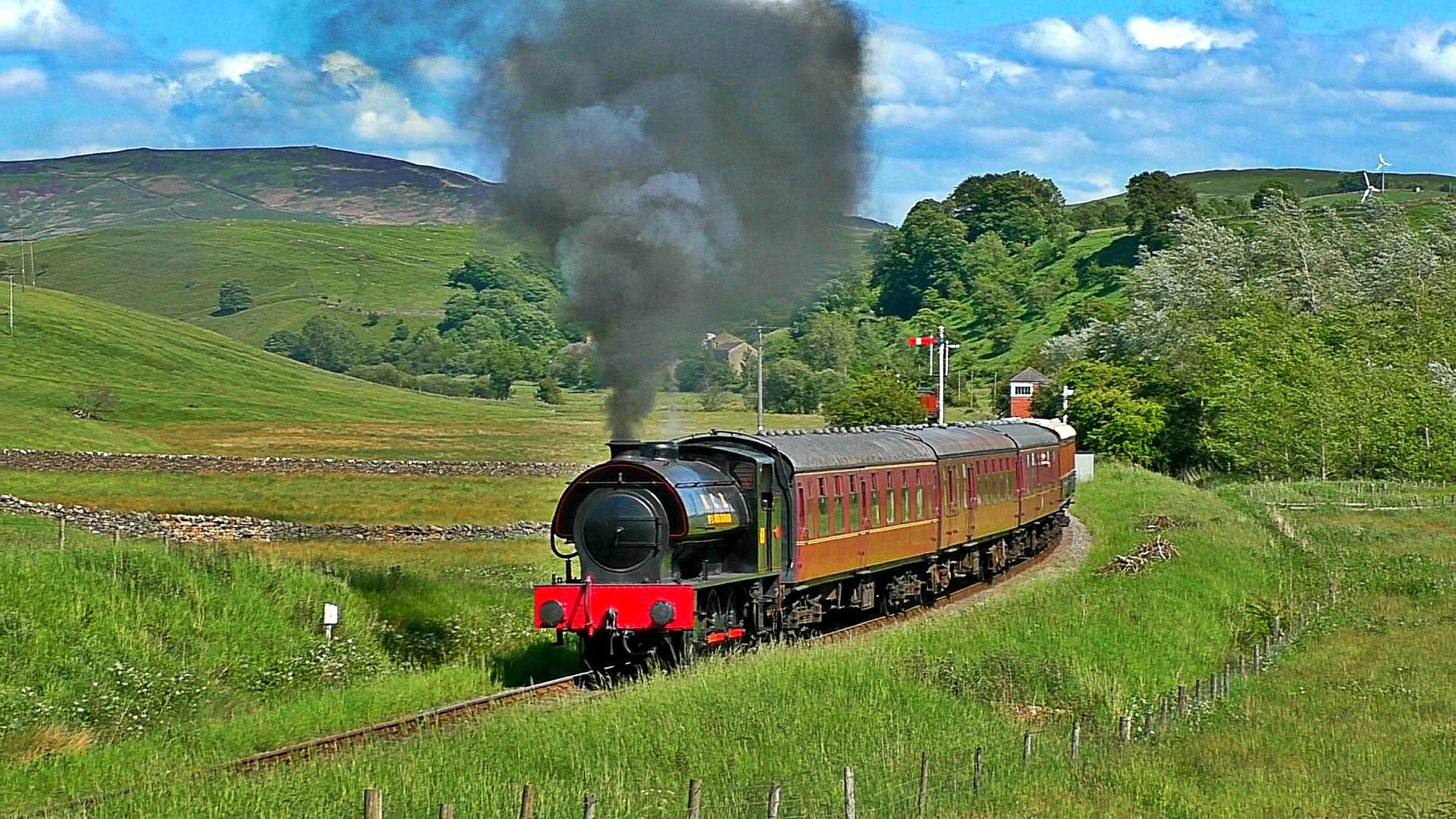 Tours From York To Haworth